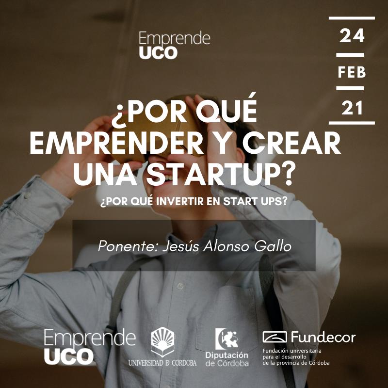 Por qué crear una startup